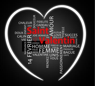 Entretenir son couple à la Saint Valentin
