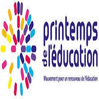 Le printemps de l'éducation : premières rencontres nationales !