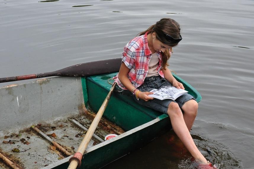 Lire avec plaisir pendant les vacances, c'est possible !