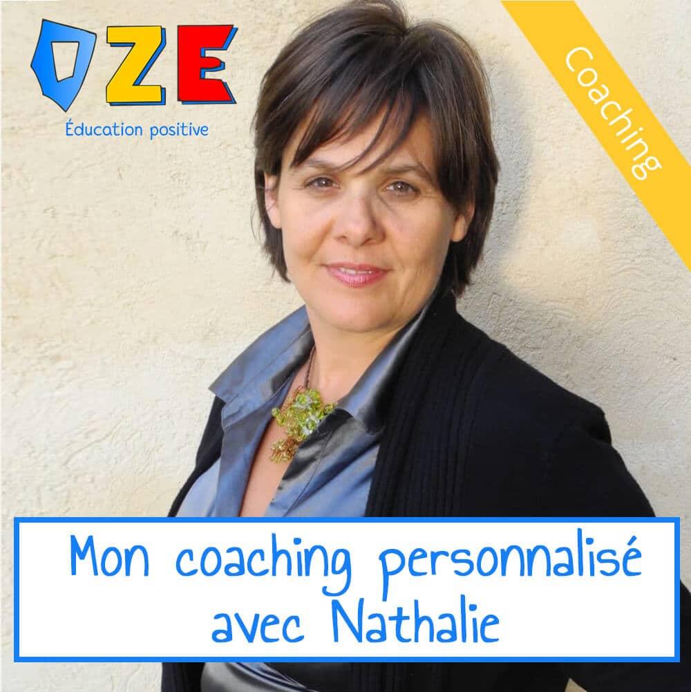 Mon coaching personnalisé avec Nathalie de Boisgrollier