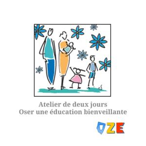 atelier éducation bienveillante