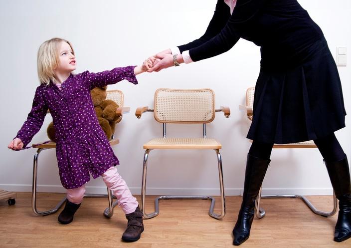 Comment faire patienter les enfants en salle d'attente ?