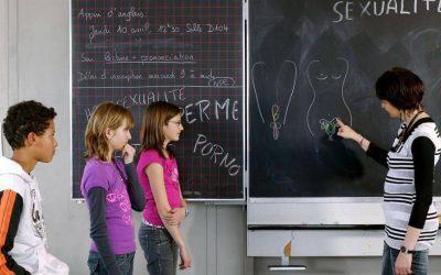 L'éducation sexuelle à l'école, qu'en est-il vraiment ?