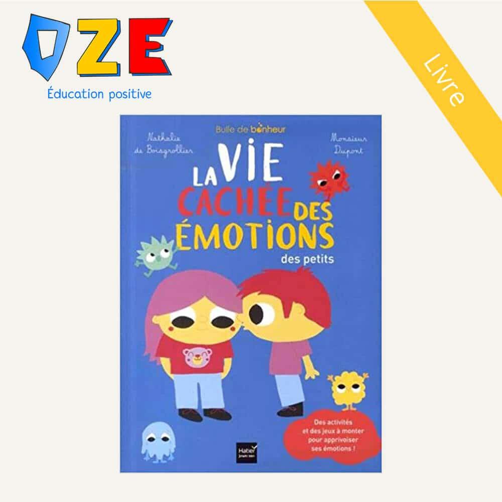 La Vie Cachée des Emotions – cahier pour les petits