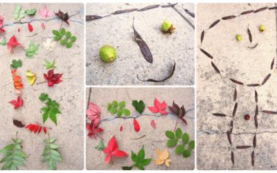 Le Land Art ou comment transformer vos enfants en artistes