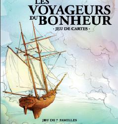Les Voyageurs du Bonheur – boite de jeu
