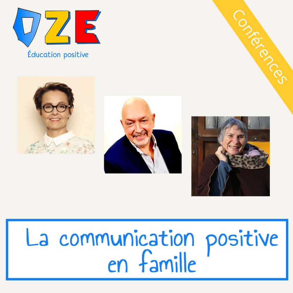 La communication positive en famille