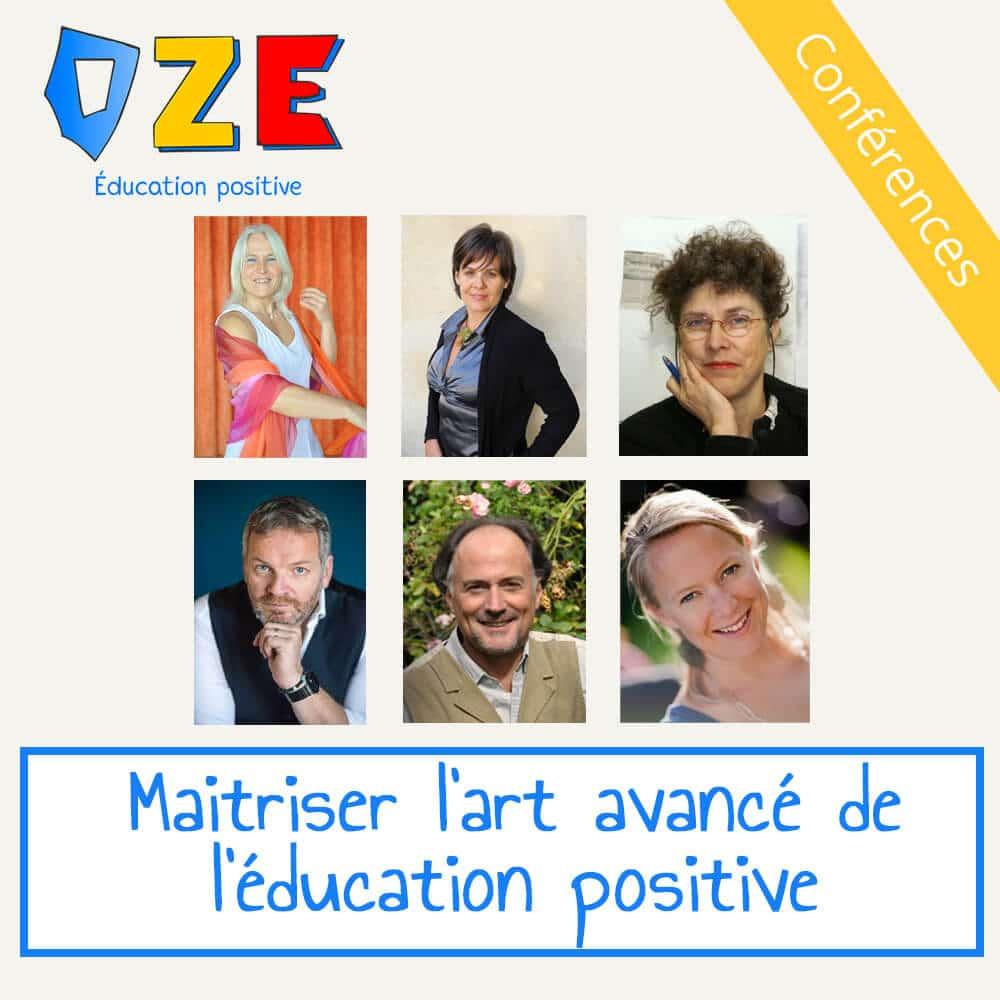 Maitriser l'art avancé de l'éducation positive
