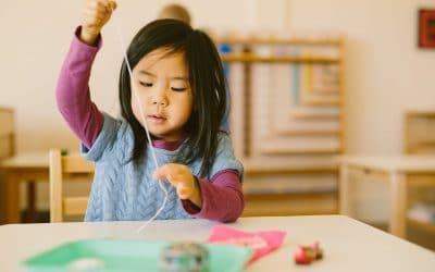 L'esprit absorbant de l'enfant selon Maria Montessori