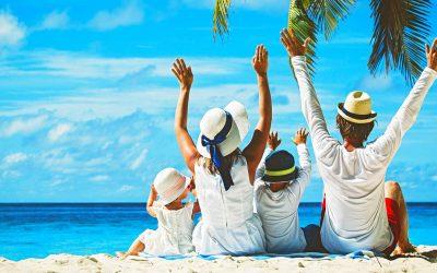 Ressentir les bienfaits des vacances