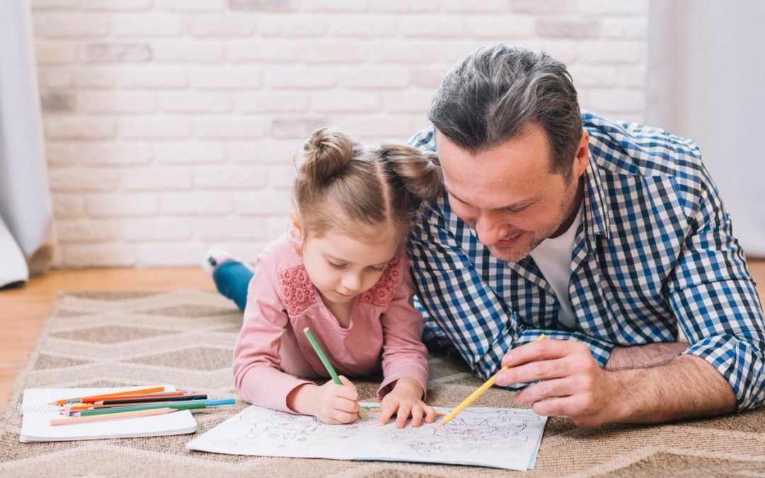 Père-fille : une relation très influente