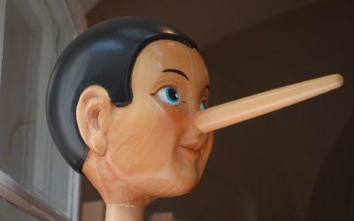 Le mensonge des enfants, la vérité à ce sujet.