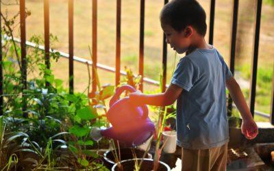 Environnement: j'aide mon enfant à adopter des gestes éco-responsables au quotidien